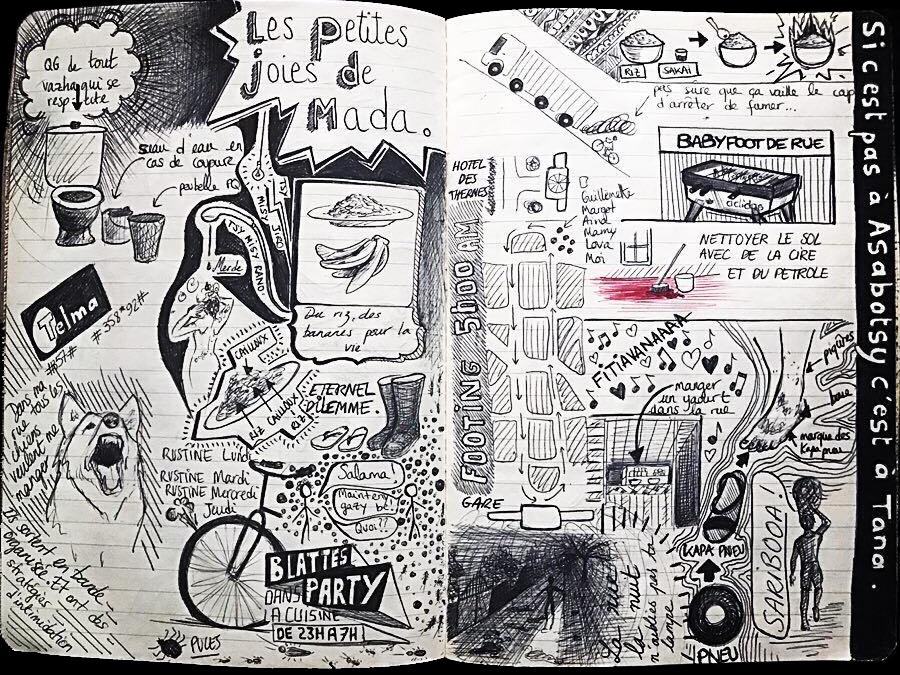Oriane, the Artist (partie 1/2)
