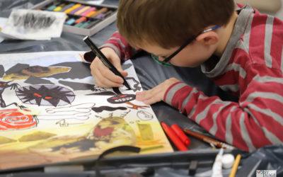 Retour sur la première édition de la Semaine de l'Enfance à Noisy-le-Grand !